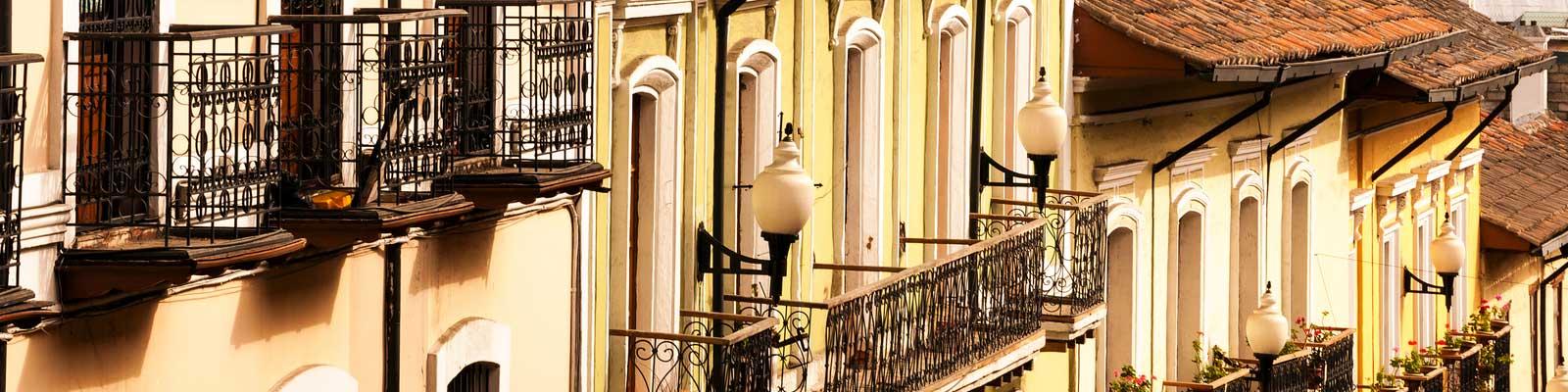 Ecuador Immobili - Uffici, nuove costruzioni, alberghi - Investimenti di valore